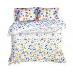 Комплект постельного белья TDL Аура ранфорс, 2-спальный