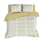 Комплект постельного белья ВАСИЛИСА Усадьба сатин 1,5-спальный