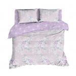 Комплект постельного белья ВАСИЛИСА сатин, 2-спальный