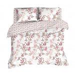 Комплект постельного белья TDL Аура ранфорс евро, 2-спальный