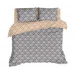Комплект постельного белья ВАСИЛИСА сатин, 1,5-спальный
