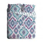 Комплект постельного белья ЭКОДОМ Восток 2-спальный евро