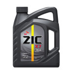 Моторное масло ZIC синтетическое X7 5W-40, 4 л