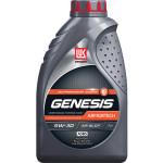 Моторное масло LUKOIL синтетическое Genesis Armortech 5W-30 А5В5, 1 л