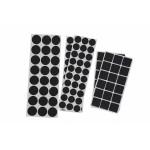 Набор подкладок KROFT для мебели, 120 шт