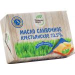 Масло сливочное РАДОСТЬ ВКУСА Крестьянское 72,5%, 180г