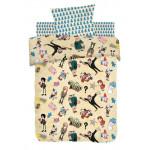Комплект постельного белья Disney world, 1,5-спальный