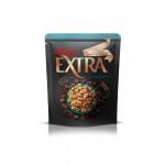 Хрустящие гранола-мюсли EXTRA Молочный шоколад и фундук 300 г