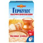 Хлопья Овсяные РУССКИЙ ПРОДУКТ Геркулес Быстрого Приготовления, 420г