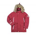 Куртка FERGO мужская красная