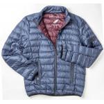 Куртка TAILOR SON мужская голубой с красным