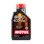 Моторное масло MOTUL 8100 Eco-nergy 5W30, 1 л