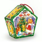 Новогодний Подарок ОБЪЕДИНЕННЫЕ КОНДИТЕРЫ Рождественская ночь 350 г