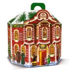 Подарочный набор конфет ОБЪЕДИНЕННЫЕ КОНДИТЕРЫ Шоколадная фабрика, 1,5кг