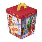 Новогодний подарок ОБЪЕДИНЕННЫЕ КОНДИТЕРЫ Волшебный фонарик 250 г