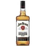 Виски (бурбон) JIM BEAM 40%, 1л