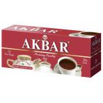 Чай AKBAR Черный 25X2 г