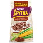 Готовый завтрак ХРУТКА шоколадные колечки 210 г