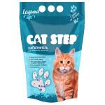 Наполнитель для кошачего туалета Лагуна CAT STEP 3,8 л