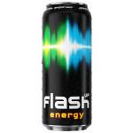 Энергетический напиток FLASH 0,45 л