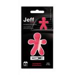 Ароматизатор JEFF Красный хром