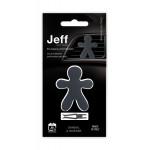 Ароматизатор JEFF Черный Матовый