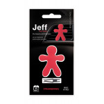 Ароматизатор JEFF Красный Матовый