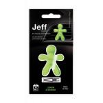 Ароматизатор JEFF Зеленый хром