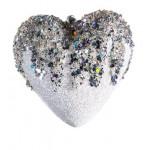 Подвеска Морозное сердце 1 шт. B&H