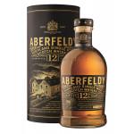 Виски ABERFELDY 12-летний в подарочной упаковке, 0,7л