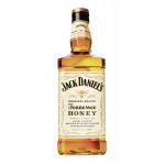 Алкогольный напиток на основе виски JACK DANIEL'S HONEY 0.7 л