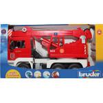 Пожарная машина MAN BRUDER