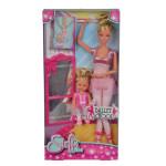 Кукла Штеффи и Еви Школа балета