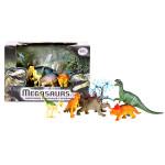 Набор динозавров MEGASAURS