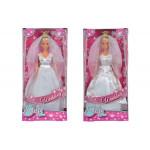 Кукла в свадебном наряде STEFFI