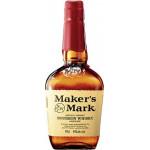 Бурбон MAKER'S MARK 45% 0,7 л