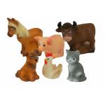 Набор домашние животные ВЕСНА 7 см