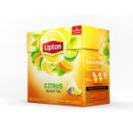Чай LIPTON цитрусовый, 20х1,8г