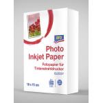 Фото бумага, глянцевая 10*15 210 грамм 2*50 листов ARO