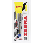 Ручка ZEB-ROLLER AX7 2 шт ZEBRA