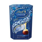 Шоколад молочный и белый LINDOR 8Х200 г