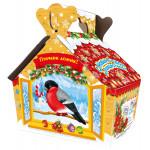 Новогодний набор Детский каприз, кормушка 394 гр