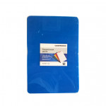 Доска разделочная, синяя 45Х30 см