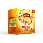 Чай LIPTON Тропические фрукты, 20х1,8г