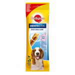 Лакомство для собак средних пород PEDIGREE DentaStix 77 грамм