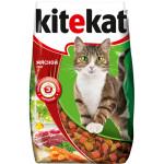 Сухой корм для кошек KITEKAT мясной пир 800 грамм