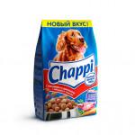 Сухой корм для собак CHAPPI Сытный мясной обед, Говядина по-домашнему с овощами и травами, 2.5кг