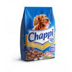 Сухой корм для собак CHAPPI Сытный мясной обед, Мясное изобилие с овощами и травами 600 грамм