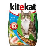Сухой корм для кошек KITEKAT улов рыбака 1.9кг