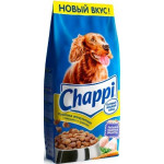 Сухой корм для собак CHAPPI Сытный мясной обед, Курочка аппетитная с овощами и травами 15кг